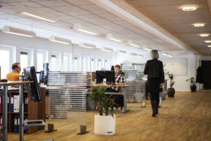 Čiste pisarne