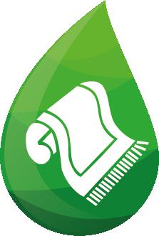 Kapljica globinsko čiščenje preprog